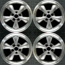 """Ford Mustang Machined 17"""" OEM Wheel Set 1994 to 2004"""