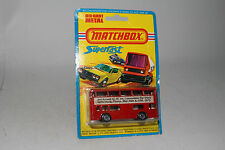 MATCHBOX SUPERFAST #17 LONDON BUS, GETTYSBURG 1979 A.I.M. CONVENTION, NIB