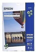 Epson Premium Semi-Gloss Photo Paper