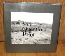 Lewis Baltz Park San Quentin Point HC DJ Photo Lithographic Limited 1200 Copies