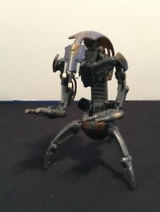 """Star Wars Droideka Destroyer Droid 1998 Complete 3.75"""" Hasbro Action Figure"""