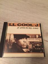 LL Cool J - 14 Shots To The Dome CD 💿 1993 Sony Columbia