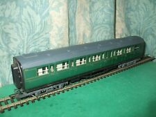HORNBY SR MAUNSELL GREEN COMPOSITE COACH ONLY - UNBOXED