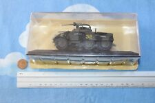EAGLEMOSS MILITARY FORD M8 ARMORED CAR 2ND ARMORED DIVISION 1944 FRANCE