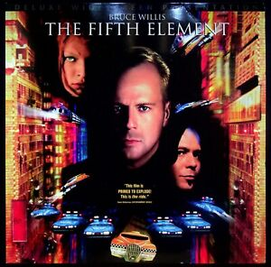 EBOND The Fifth Element (1997) Laser Disc NTSC LD001043