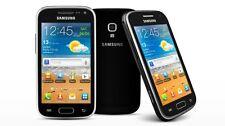 Maniquí de teléfono móvil Nuevo Samsung Galaxy Ace 2 I8160 Negro Pantalla Juguete falso Replica
