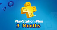 PS Plus 3 Months PlayStation Plus PS4 PS3 Vita 6 14-Day Membership No Code