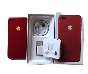 Apple iPhone 7 Plus (PRODUCT)RED - 128GB - (Unlocked) A1784 (GSM)