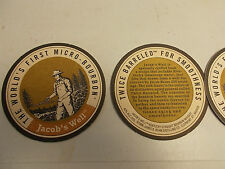 "24 Jacob's Well Disposable Coasters. 3-1/2"" in diameter. Printed both sides MC25"