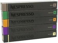 50 Original Nespresso Coffee Pod Capsules - FREE SHIPPING -Cheapest on Ebay