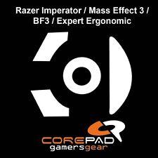 Corepad Skatez Razer Imperator BF3 Expert Ergonomic Ersatz Mausfüße Mausgleiter