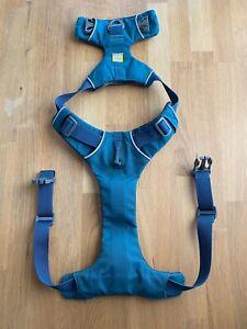 Ruffwear Front Range Dog Harness Medium. M. Ruff Wear. Tumalo Teal