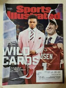 Sports Illustrated May 6, 2019 Kyler Murray Arizona Cardinals