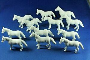 O - S - O-27- K-Line/Lionel 12 White Horses - Never Used