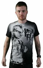 Iron Fist hombre Mr. Bickle Manga Corta Camiseta Talla:S