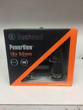 Bushnell PowerView Super High-Powered Surveillance Binoculars 131650Cl 16x50mm