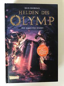 Helden des Olymp 04: Das Haus des Hades von Rick Riordan (2014, Gebundene...