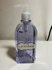 NEW Crabtree & Evelyn Lavender Hand Wash Pump Hand Care Collection 8.5 oz