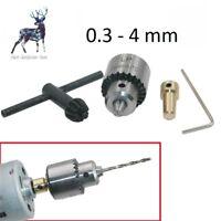 Mini Micro Small Electric Aluminum Hand Portable Handheld Drill Chuck DC 5V 0.3