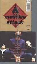 CD--MASSIVE ATTACK--BLUE LINES | IMPORT