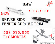 Exterior Front Left Fender Trim Panel Molding For BMW 13-16 LCI 528 535 550 NEW