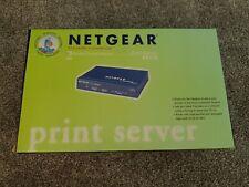 Netgear PS110 Print Server