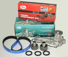 GATES RACING TIMING BELT WATER PUMP KIT FOR NISSAN SKYLINE R33 GTST RB25DET RB25
