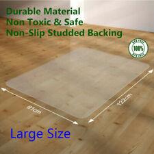 Non-Slip Plastic Chair Mat Floor Protector Mat Carpet Floor For Office Home Room