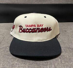 Tampa Bay Buccaneers Vintage Sports Specialties Hat Cap RARE Excellent Condition
