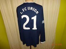 1.FC Union Berlin Nike Junioren Langarm Matchworn Trikot 2005/06 + Nr.21 Gr.XL