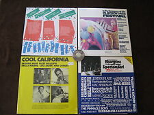 8 LP Playboy Jazz  Various Artists Bluegrass Modern Jazz Cool California | M-