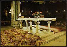 AA0633 Foggia - Provincia - Lucera - Duomo - Altare maggiore