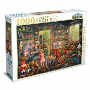 Tilbury Premium Series 1000 Piece Jigsaw Puzzle - Toy Makers Shed