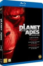 Planet Of The Apes Collection (1968-1973) Blu Ray