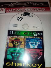 THE EDGE - DJ SHARKEY MIX CD ( RARE 1999 CLASSIC HARDCORE / TECHNO / RAVE )