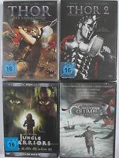 Sammlung - Thor + Thor 2 + Jungle Warriors + Christopher Columbus der Entdecker
