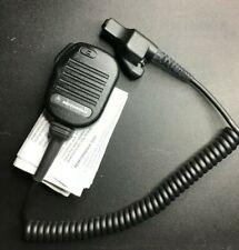 Motorola Mic Clip-On Speaker Mic Nmn6193C