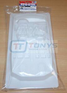 Tamiya 54491 1/10 Scale Rally Car Cockpit Set, (TA01/TA02/TL01/TT01/TT02/XV01)