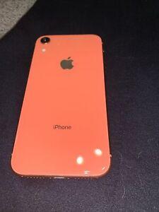 Apple iPhone XR - 128GB - Coral (Verizon) A1984 (CDMA + GSM)