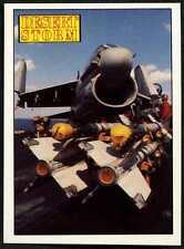 Vought A-7E Corsair II #16 Desert Storm 1991 Merlin Sticker (C959)
