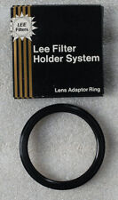 86mm LEE LENS ADAPTOR RING Lee Filter Holder System in box