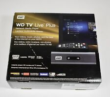 Western Digital WD TV Live Plus HD Media Player