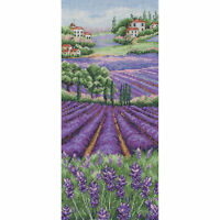 Anchor - Counted Cross Stitch Kit - Provence Lavender Landscape - PCE0807
