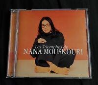 Les Trimphes de Nana Mouskouri (2 Discs)