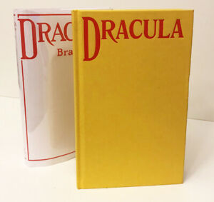 Dracula, Bram Stoker ~ Special Edition w/ Facsimile First Dust Jacket
