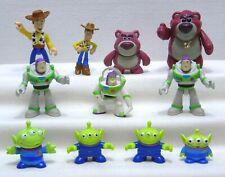 Lote 9 piezas XLR8 headblast cuatro Brazos Ben 10 Estatua Figura de Acción jugar Cake Topper