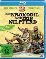 Das Krokodil und sein Nilpferd [Blu-ray/NEU/OVP] Terence Hill, Bud Spencer