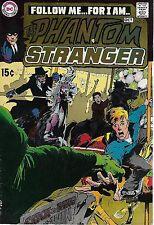 "DC (1969)THE PHANTOM STRANGER#3 - ""Some Day in Some Dark Alley..."" - 6.0 FN"