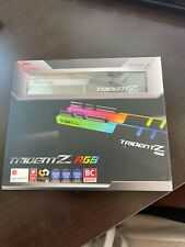 G. SKILL Trident Z RGB 16GB (2 x 8GB) PC4-25600 (DDR4-3200) Memory RAM