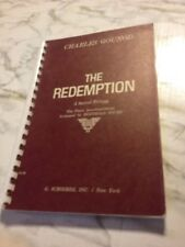Charles Gounod The Redemption A Sacred Trilogy Piano Accompaniment Plastic Comb